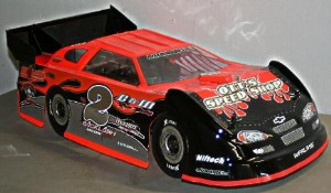 Late model dirt oval bodies available