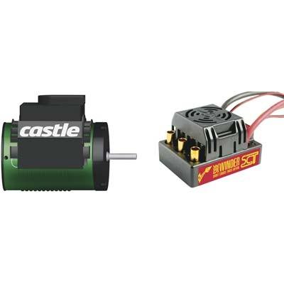 Castle Creations 1/10 SV3 Sidewinder SCT System 3800kV SKU
